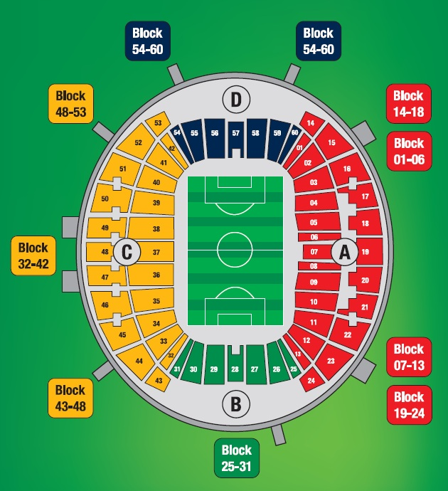 Red Bull Arena Sitzplan