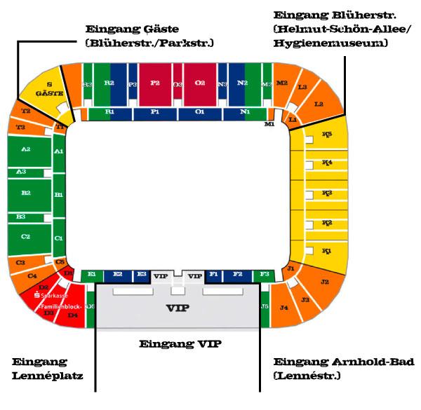 Sitzplan stadion st petersburg Stockholm Narvik